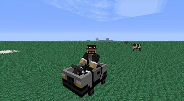 Майнкрафт скачать мод на машины The Car Mod v2.2