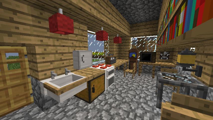 Как сделать дом в Майнкрафте, виды постройки