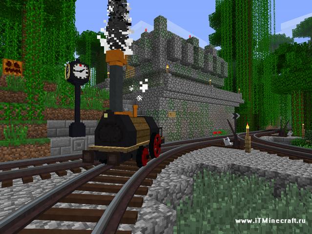 Скачать Мод На Поезд - фото 8