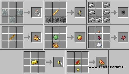 Как Сделать Поводок В Minecraft 1.7.2