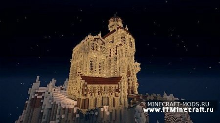 Alexander's Cathedral - Fully Furnished Inside and Out [Карта]